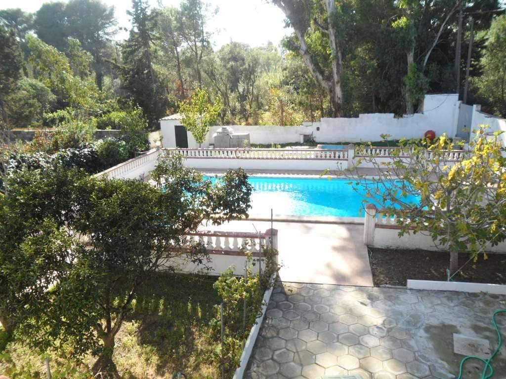 Affitto Villa Vacanze Con Piscina In Salento A San Cataldo Lecce 8 Posti Letto 3 Camere Da Letto 2 Bagni E Aria Condizionata